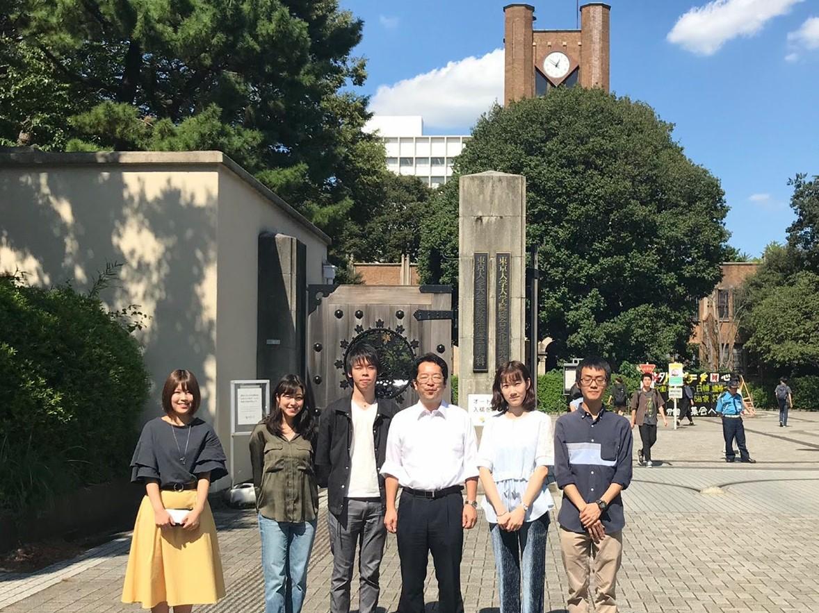 東京大学大学院 総合文化研究科 若杉研究室 / メンバー